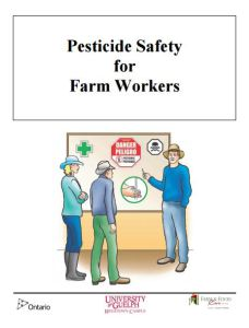 Pesticide Safety Manual for Farm Workers (OPEP)